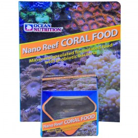 Ocean Nutrition Nano Reef Coral Food 10g Glas