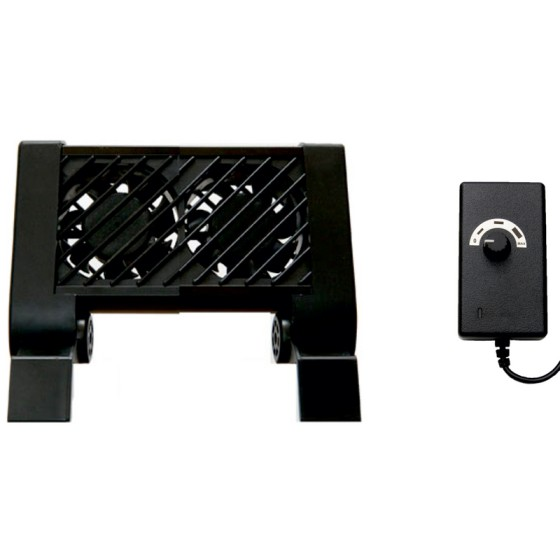 Grotech Cool Breeze 2 Fach Lüfter