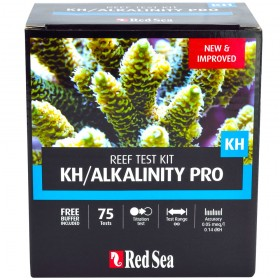Red Sea Alkalinität (KH) Pro Test