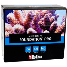 Red Sea Foundation Pro Test Kit (Ca,Alk,Mg)