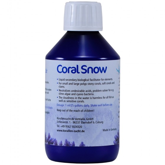 Korallenzucht Coral Snow 1000ml