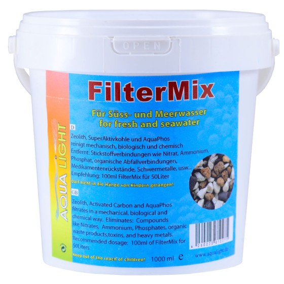 Aqualight Filter Mix 5 Liter Eimer