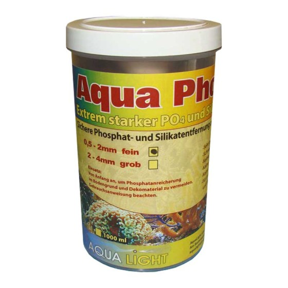 Aqua Light AquaPhos 1000 ml (grob 2-4mm)