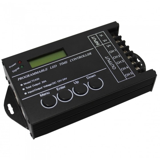 Aqualight LED Time Control (5-Kanal-DimmController)
