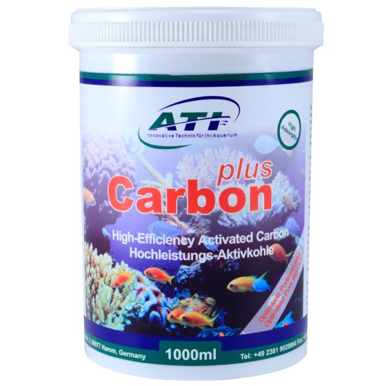 ATI Carbon plus - Hochleistungs-Aktivkohle 5000ml