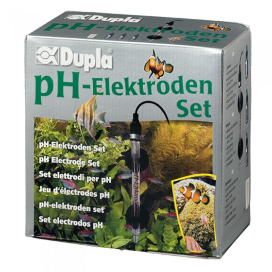 Dupla pH-Elektroden Set