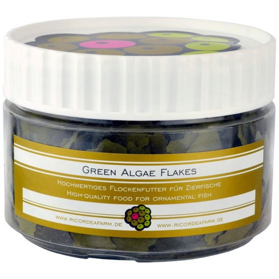 Ricordeafarm Green Algae Flakes 250ml