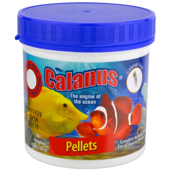 BCUK Calanus Pellets 2,5mm 110g