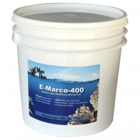 E-Marco-400 Aquascaping Mörtel Kit 2 Kg