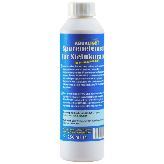 Aqualight Spurenelemente für Steinkorallen, 1000ml